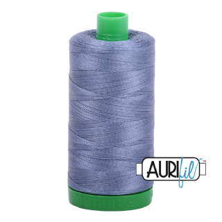 Aurifil 40 Cotton Thread - 1248 (Blue-Grey)